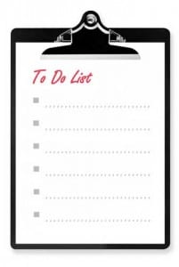 focus to-do list