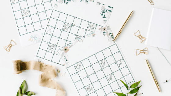 Maak een goede planning – 7 tips