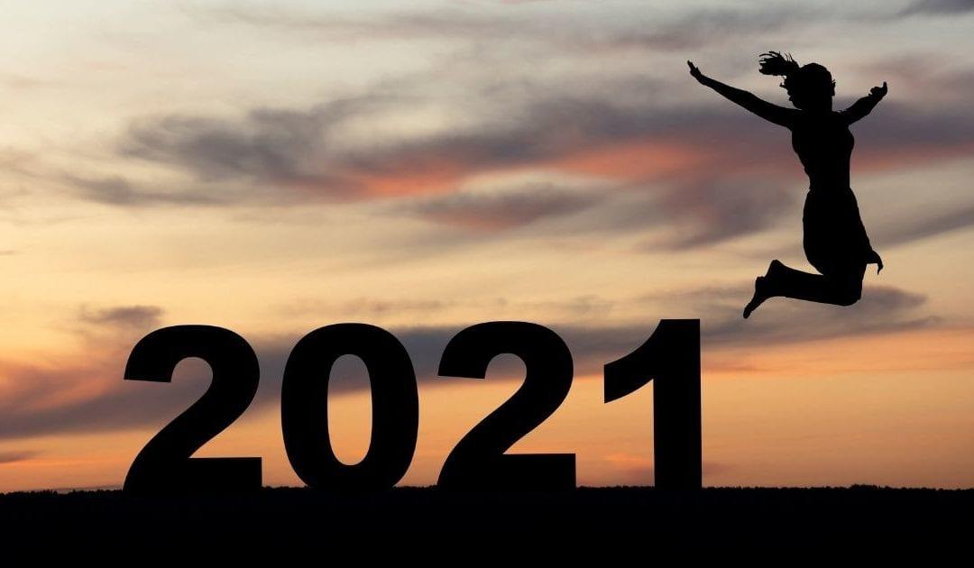 Wordt 2021 het jaar van je leven?